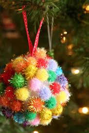 easy christmas ornament crafts for kids cheminee website