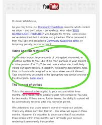 Youtube Whitehouse The End Of Jake U0027s Youtube Channel U2013 Bigcalfguy