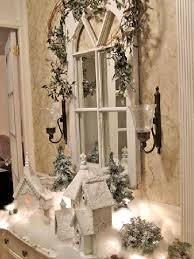 mini lights for christmas village 19 best white christmas village images on pinterest merry