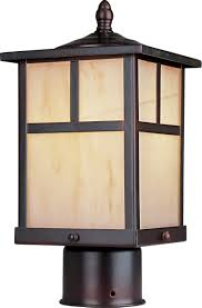 light pole home depot coldwater led 1 light outdoor pole post lantern outdoor pole post