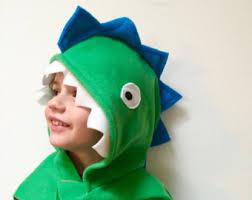 Kids Dinosaur Halloween Costume Dinosaur Costume Etsy