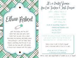 photo baby shower invitations example image