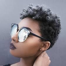 black women short grey hair list of natural black hairstyles for women in ta ta black