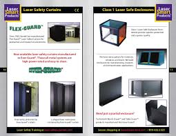 Laser Safety Curtains Kentek Product Briefing 270
