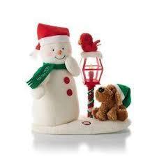 hallmark snowman ebay