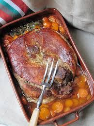 cuisiner rouelle de porc la cuisine d ici et d isca rouelle de porc au vin blanc