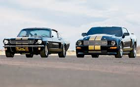 Black 2006 Mustang 2006 Ford Mustang Shelby Gt H Road Test Motor Trend