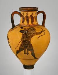 Greek Black Figure Vase Painting Black Figure Pottery Keyword Heilbrunn Timeline Of Art History