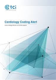 cardiology coding alert white paper