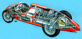alfa romeo montreal engine alfa romeo 512 kompressormatad flat 12 cyl 1 5 l motor bilar