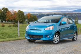 2014 mitsubishi mirage new car review chicago tribune