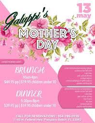 Mother S | mother s day brunch dinner restaurant south florida