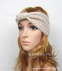 knitted headbands winter crochet knitted headbands for hair band turban