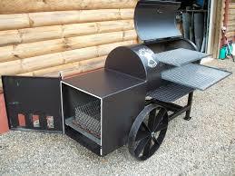 marshall grills custom bbqs and smokers inc