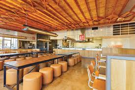 Fast Casual Restaurant Interior Design Et Craft Burgers U0026 Beer Archpaper Com
