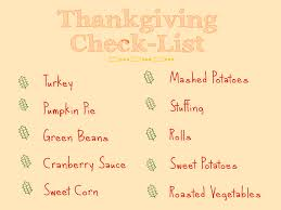 thanksgiving traditional thanksgiving dinner menu and