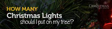 how to put lights on a christmas tree video how many lights should i put on my christmas tree
