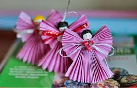 paper craft ornament ideas easy arts and crafts ideas