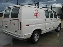 1991 ford econoline e150 cargo van item d8348 sold june