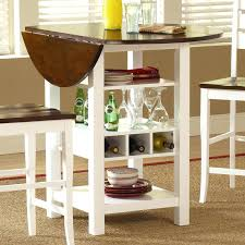small kitchen table with storage bee3 co