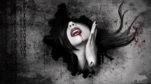 halloween hd wallpapers 2016 halloween pinterest halloween female vampire art alpha coders wallpaper abyss dark vampire