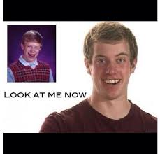 Poor Brian Meme - bad luck brian today imgur