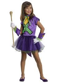 joker halloween costume for girls