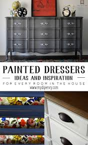 painted dresser ideas for every room in the house