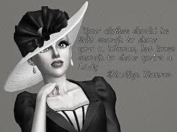 marilyn monroe quote missbritesims