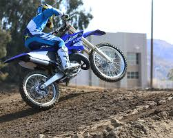 motocross street bike 2015 yamaha yz125 dirt bike test