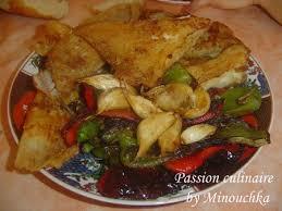 comment cuisiner de la raie la raie frite culinaire by minouchka