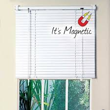 Magnetic Blinds For French Doors Bedroom Top Magnetic Mini Blind With Design Picture 5711 Salluma