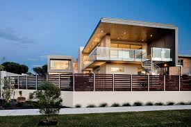 modern balcony railing design exterior exterior modern with metal