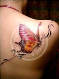 butterfly tattoos and designs page 213