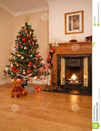 Home Decoration by Christmas Home Decor Royalty Free Stock Photos Image 15903668