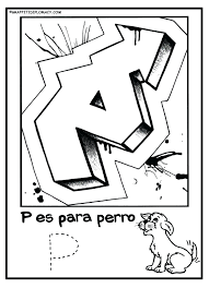 alphabet coloring pages in spanish delivered spanish alphabet coloring pages free 5097