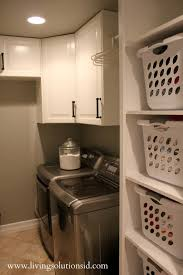Storage Ideas For Laundry Rooms by Storage U0026 Organization Inspiring Corner Laundry Room Shelving