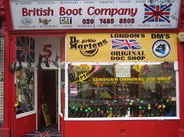 boots shop boot company