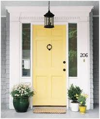 benjamin moore yellow front door google search front door