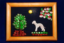 bedlington terrier guard dog bedlington terrier dog lover products ebay
