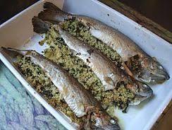 cuisiner des truites recette truites farcies à la semoule cahier de cuisine