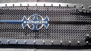 2006 Dodge 3500 Truck Accessories - cummins diesel 2006 dodge 2500 3500 custom mesh studded grille