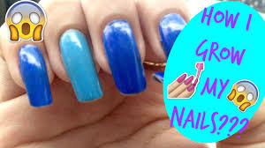 how to grow ur nails o p i nail envy nail strengthener youtube