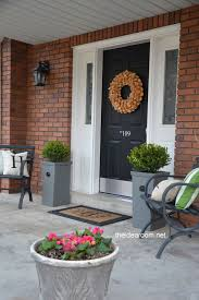 Front Porch Planter Ideas by 329 Best A House Entry Images On Pinterest Front Doors Home