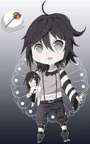 creepy kawaii background laughing jack cute version scary jeff pinterest