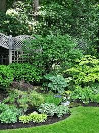 Garden Plans Zone - shade garden ideas plans three dogs in a garden a bird friendly