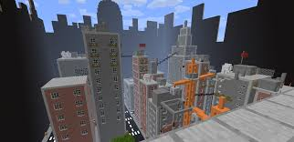 New York City Map For Minecraft by Parkour Map My Blog