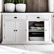 buffet table with fireplace alluring white buffet table design a fireplace minimalist the