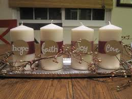 simple advent wreath don u0027t forget to add one candle for