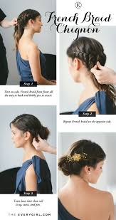 black tie event hairdos 5 quick and easy bridesmaid hairstyles the everygirl